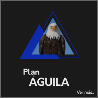 Plan Aguila - Tarjetas Digitales